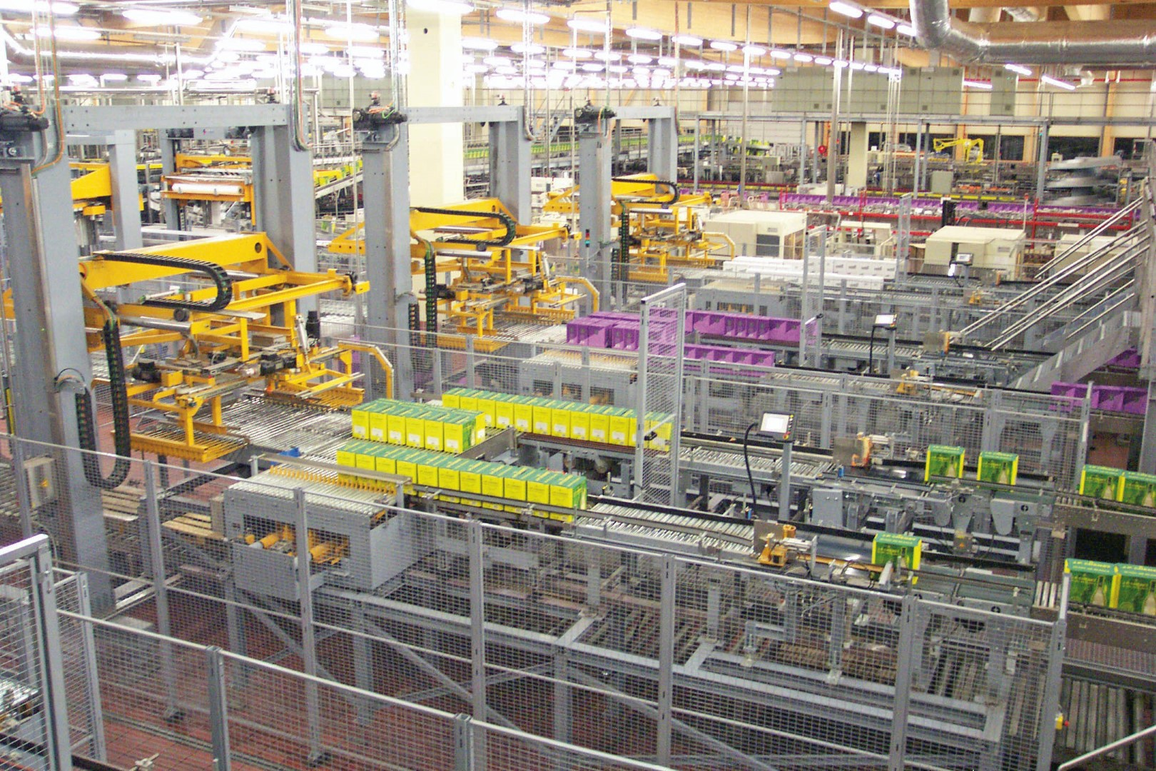 Palettierzentrum